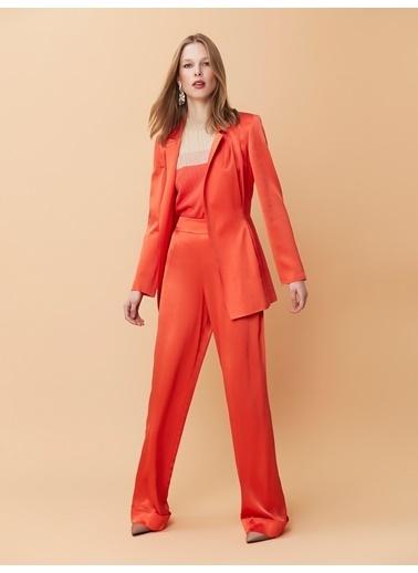 Ipekyol Ceket Oranj
